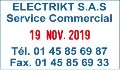 Trodat Metal line 5440/2