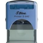 tampon encreur personnalisé Shiny Printer Line S-842