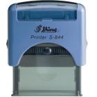 tampon personnalisé Shiny Printer Line S-844