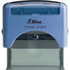 Tampon personnalisé Shiny Printer Line S-845
